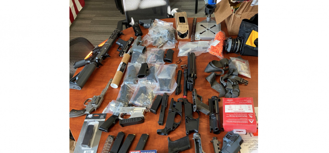 "Police discover ""substantial amount"" of guns, drugs, and money in Roseville hotel room"
