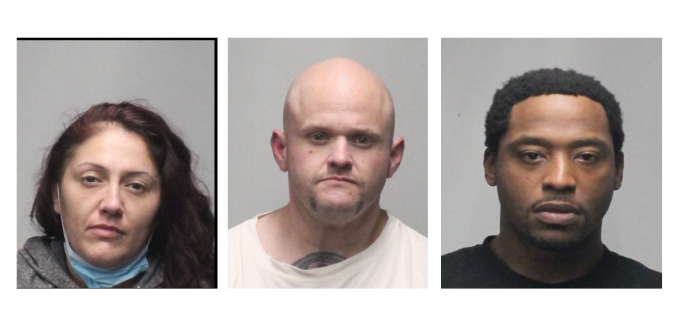 Sutter County: Three arrested after allegedly robbing Good Samaritan at knifepoint