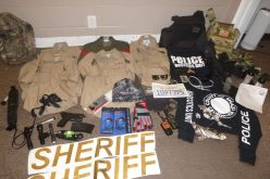Humboldt County: Two arrested, accused of impersonating officers