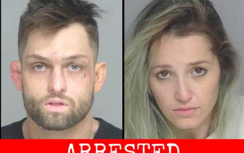 Garden Grove PD: Two arrested on felony weapons charges