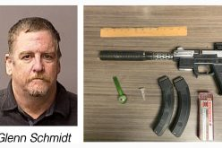 Three Modesto arrests for gun offenses