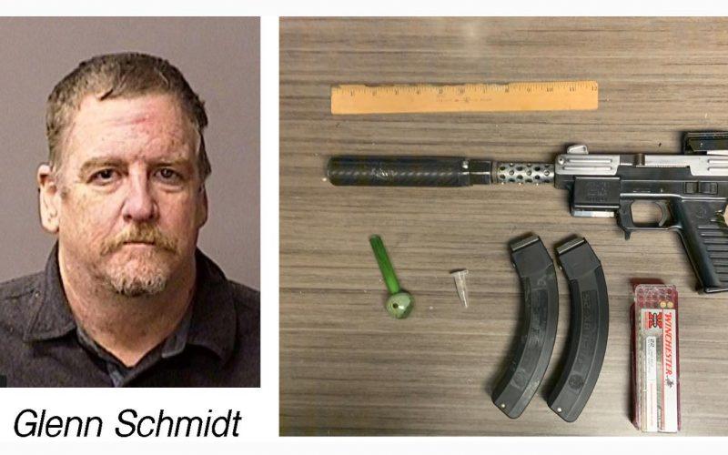 Three Modesto arrests for gun offenses