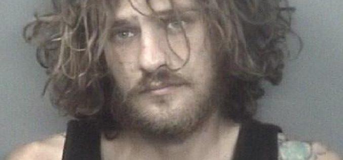 Shoplifter on probation arrested after struggle with officer