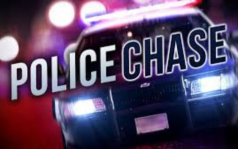 Two Vehicle Pursuits on March 21st lead to two arrests