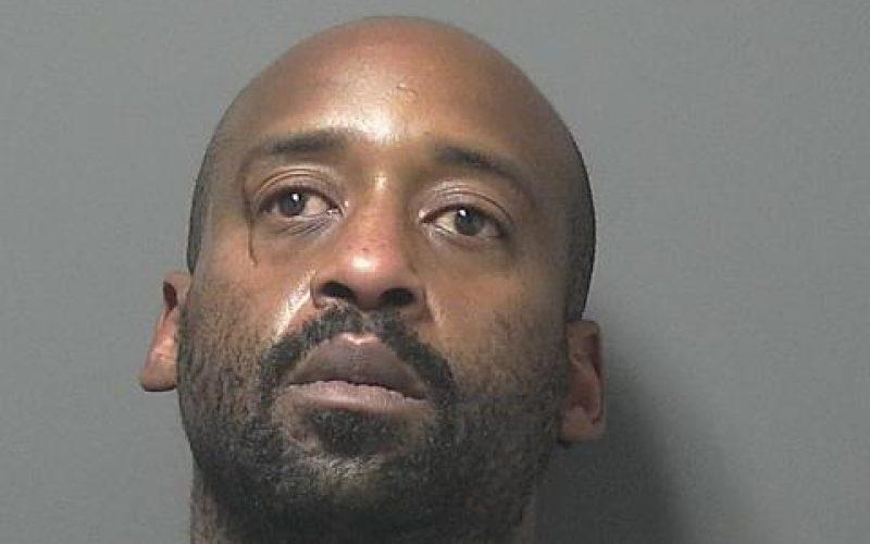 Probationer arrested carrying gun, meth, pipes