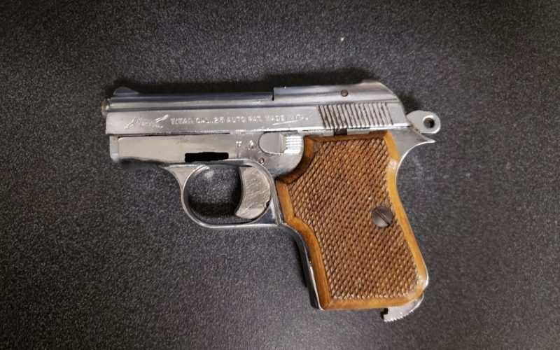 Three juvenile gang participants arrested with loaded gun