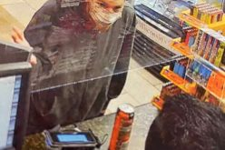 Stickel has sticky fingers in store robbery