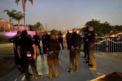 San Diego Police diffuse suspected domestic violence situation