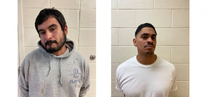 Madera PD: Two arrested on suspicion of illegal firearm possession in gang suppression operation