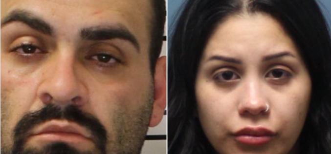 Car Burglars Busted Using Stolen Credit Cards
