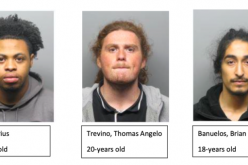 3 Men Remain in Custody in Connection with a Drive-by Shooting
