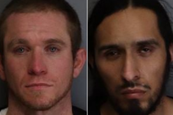 "Lodi Police Officers Arrest ""Sticky Bandits"" on Christmas Morning:"
