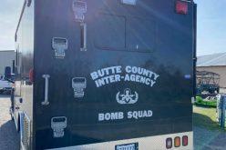 Stolen Vehicle & Explosive Device