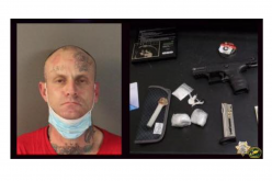 Man with warrant out of Stanislaus County caught with drugs in Auburn motel room