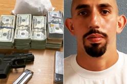 K9 Oakley nabs gang member with gun, drugs, cash