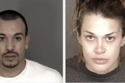 Woman arrested on warrants, boyfriend with drugs and gun