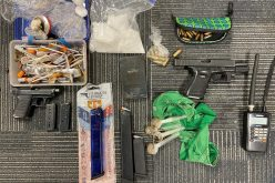Madera: Two arrested, guns and narcotics found in vehicle during traffic stop