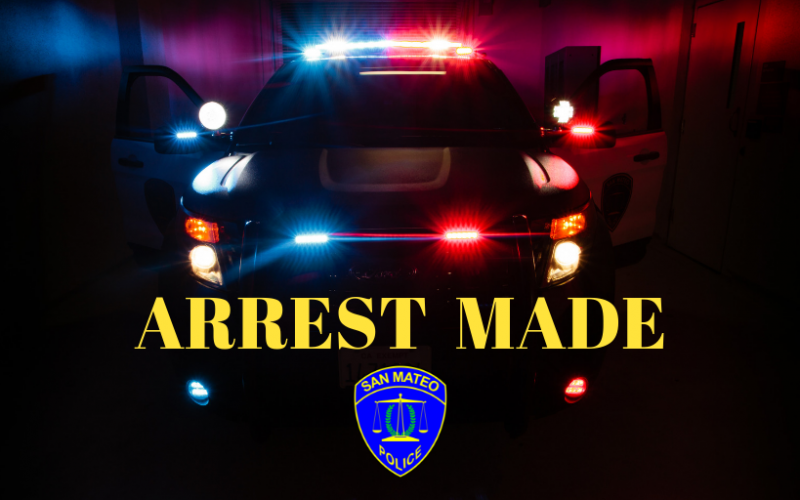 He had eight active warrants already, in a stolen car