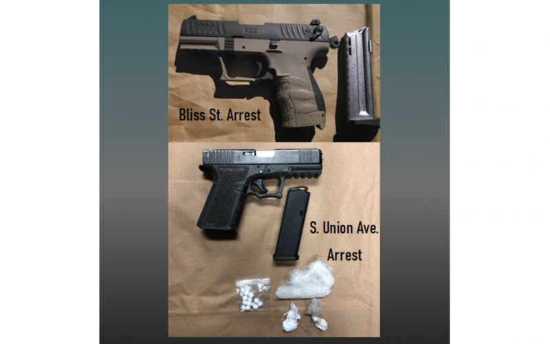 Bakersfield Police issue rundown of recent gang enforcement activity