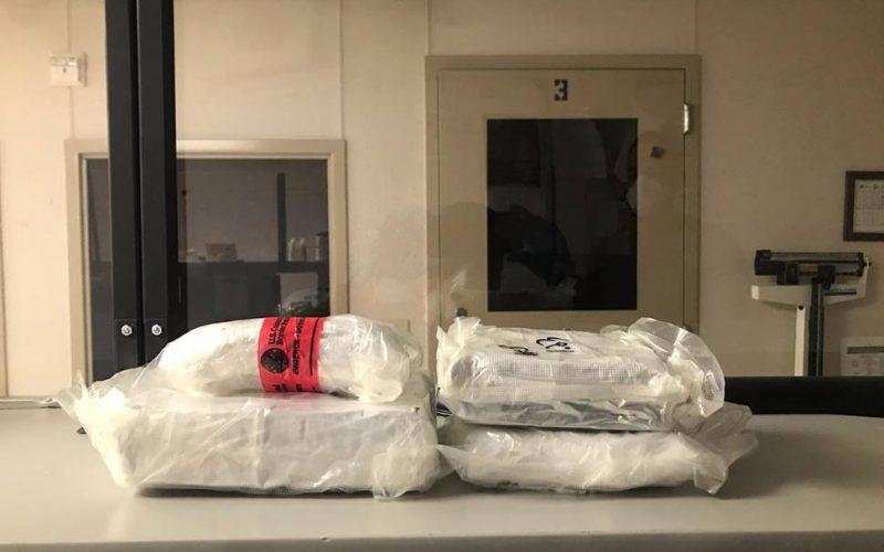 El Centro Border Patrol agents thwart two drug-smuggling attempts