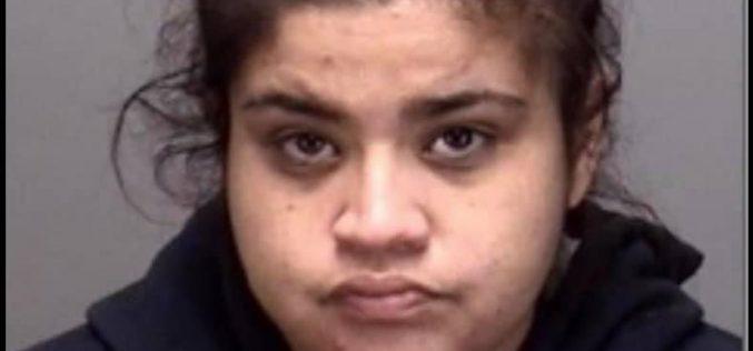 Suspect Arrested in Stolen Vehicle
