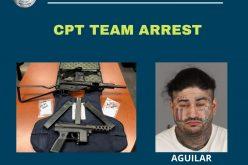Probation search unveils guns, ammo, meth