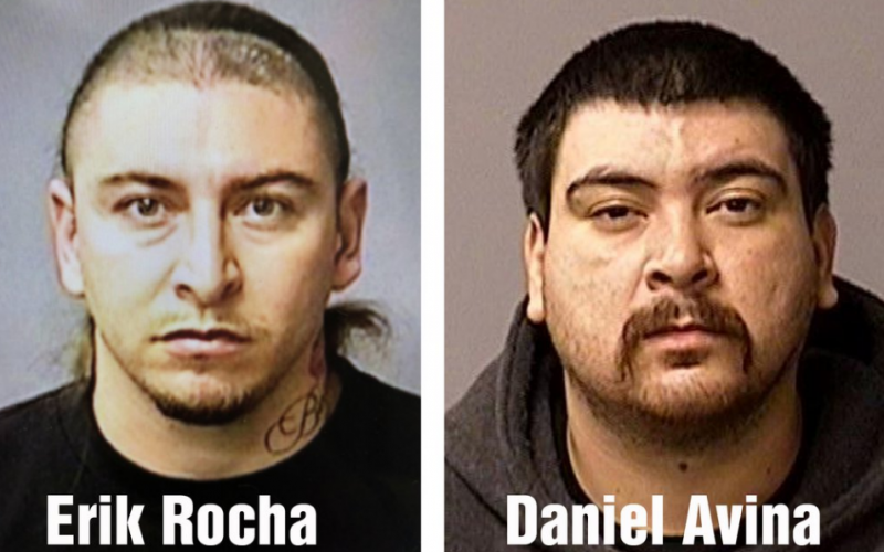 Two People Related to Violent Assault Last October Arrested