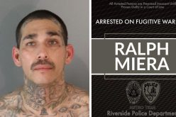 Assault and kidnapping fugitive from New Mexico arrested in Riverside