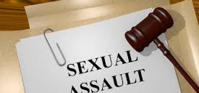 Sexual assault after party