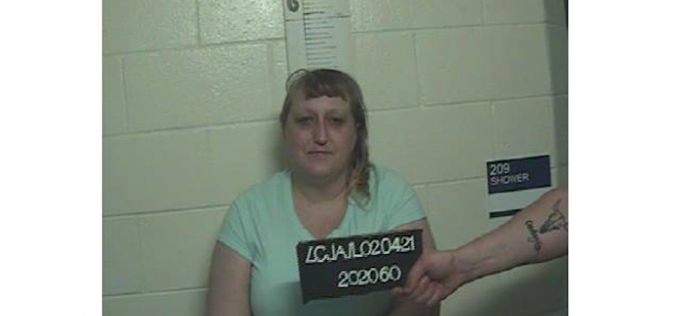 North Highlands woman allegedly caught with drugs in Susanville