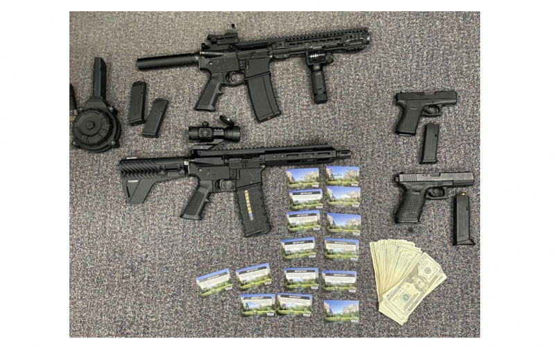 Sacramento Police: Evidence of unemployment fraud discovered during gang enforcement operation