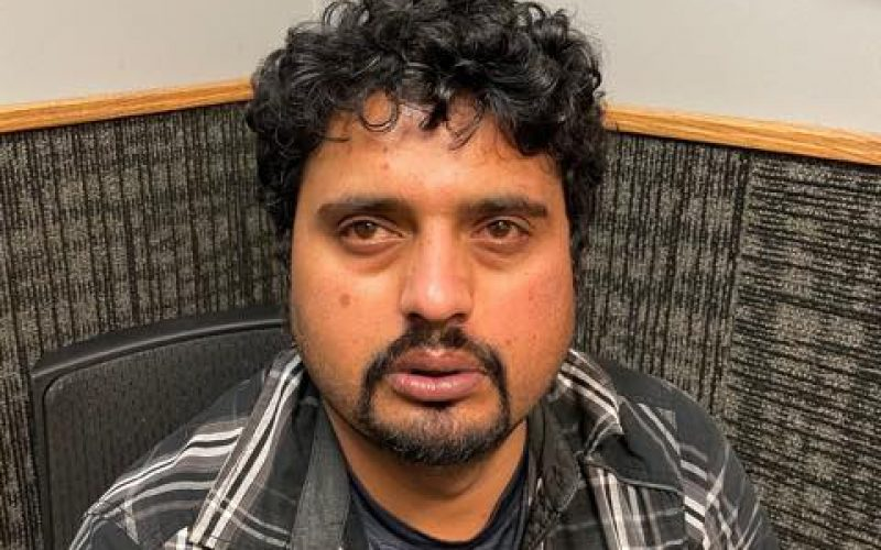 Suspect arrested for eight burglaries
