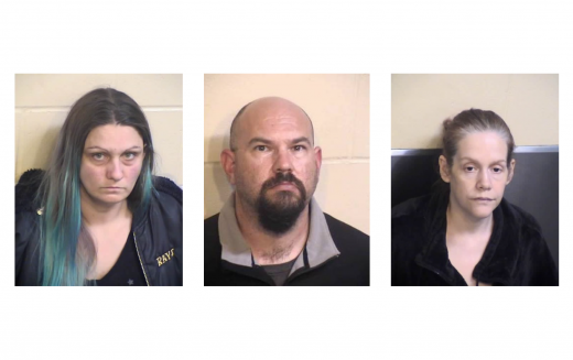 """Fresno """"throuple"""" arrested on suspicion of sexually abusing 12-year-old girl"""