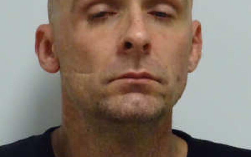Man on probation driving with meth, gun, pipe
