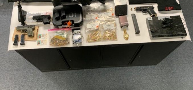 Two additional arrests made in residential burglary case