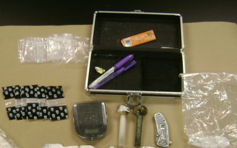 Possession of Drugs for Sale Arrest