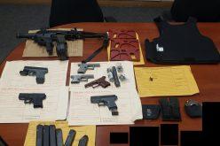 San Francisco Police Make Arrest in Firearms, Explosives Investigation