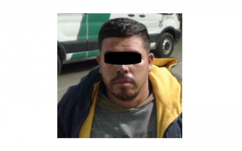 Previously deported convicted sex offender arrested again at El Centro Sector border