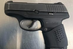 Officers Locate Firearm During Traffic Stop
