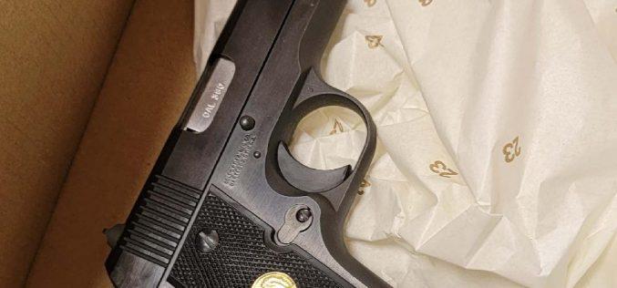 Domestic Violence Suspect Arrested