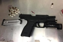 Man Arrested with Loaded Gun