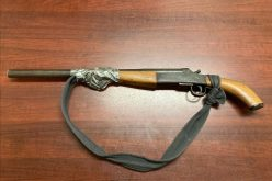 Randy Maple took a gun….