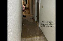 Honey oil lab explosion damages apartment