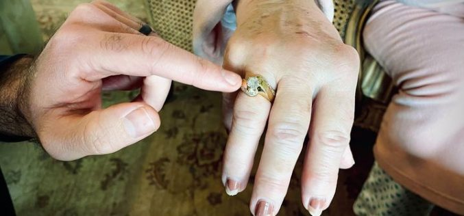 Local Widow Wedding Ring Stolen, Then Recovered by Detectives