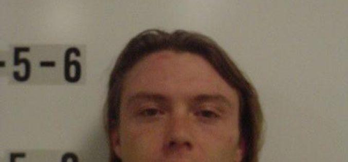 Man arrested for multiple felony offenses