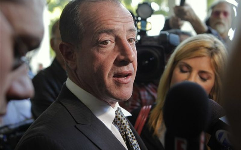 Lindsay Lohan's father Michael arrested in Florida for steering patients to rehab firms