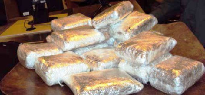 Border Patrol Agents Nab Meth Traffickers – Thwarted on the I-10 Highway