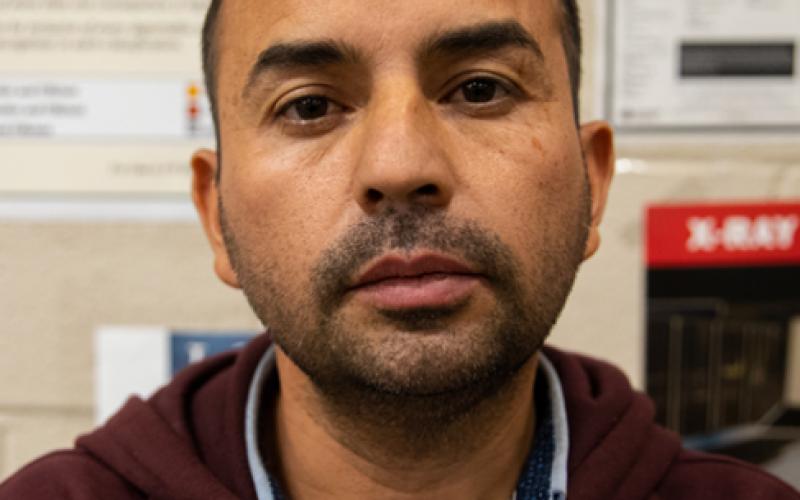 Border Patrol Agent Apprehends a Four Time Felon Paisas Gang Member