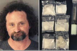 Man nabbed with meth, heroin and a pipe