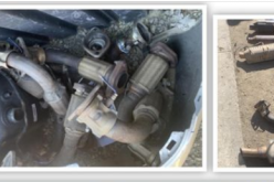 Four Arrested for Catalytic Converter Thefts